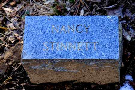 STINNETT, NANCY - Sevier County, Tennessee | NANCY STINNETT - Tennessee Gravestone Photos