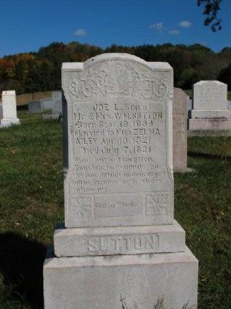SUTTON, JOE L. - Sevier County, Tennessee | JOE L. SUTTON - Tennessee Gravestone Photos