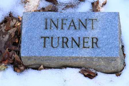TURNER, INFANT - Sevier County, Tennessee | INFANT TURNER - Tennessee Gravestone Photos