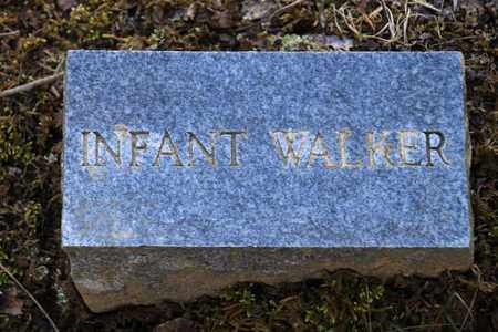 WALKER, INFANT - Sevier County, Tennessee | INFANT WALKER - Tennessee Gravestone Photos