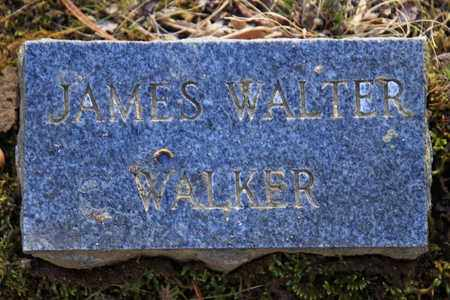 WALKER, JAMES WALTER - Sevier County, Tennessee | JAMES WALTER WALKER - Tennessee Gravestone Photos