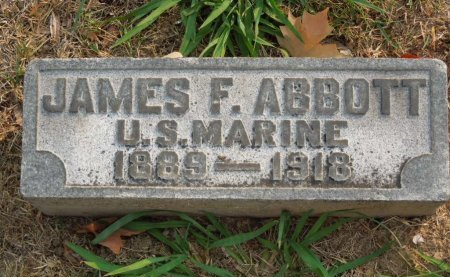 ABBOTT (VETERAN WWI), JAMES F - Shelby County, Tennessee | JAMES F ABBOTT (VETERAN WWI) - Tennessee Gravestone Photos