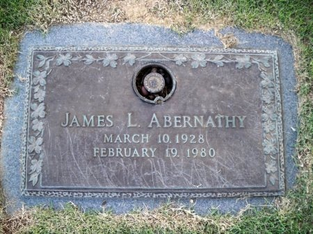 ABERNATHY, JAMES L. - Shelby County, Tennessee | JAMES L. ABERNATHY - Tennessee Gravestone Photos