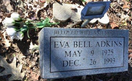 ADKINS, EVA BELL - Shelby County, Tennessee | EVA BELL ADKINS - Tennessee Gravestone Photos