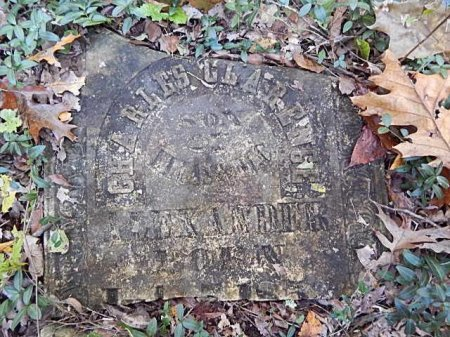 ALEXANDER, CHARLES CLARENCE - Shelby County, Tennessee | CHARLES CLARENCE ALEXANDER - Tennessee Gravestone Photos