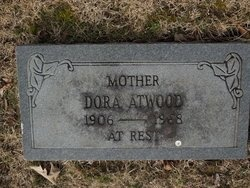 ATWOOD, DORA - Shelby County, Tennessee   DORA ATWOOD - Tennessee Gravestone Photos