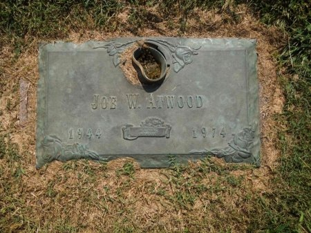 ATWOOD, JOE WILSON - Shelby County, Tennessee | JOE WILSON ATWOOD - Tennessee Gravestone Photos
