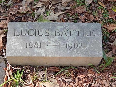 BATTLE, LUCIUS - Shelby County, Tennessee | LUCIUS BATTLE - Tennessee Gravestone Photos