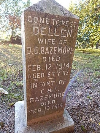 BAZEMORE, INFANT - Shelby County, Tennessee | INFANT BAZEMORE - Tennessee Gravestone Photos