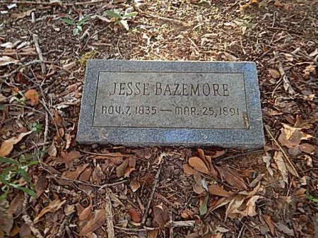 BAZEMORE, JESSE - Shelby County, Tennessee | JESSE BAZEMORE - Tennessee Gravestone Photos