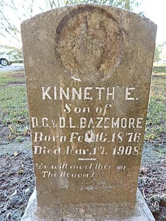 BAZEMORE, KINNETH E - Shelby County, Tennessee | KINNETH E BAZEMORE - Tennessee Gravestone Photos