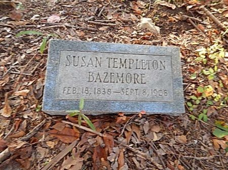 TEMPLETON BAZEMORE, SUSAN - Shelby County, Tennessee | SUSAN TEMPLETON BAZEMORE - Tennessee Gravestone Photos