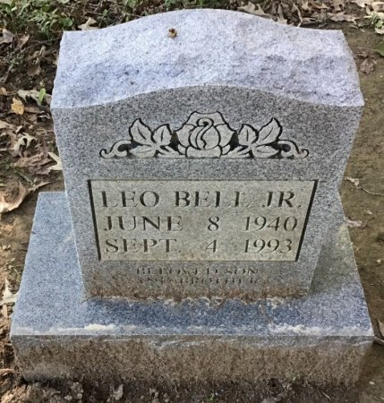 BELL, JR., LEO - Shelby County, Tennessee | LEO BELL, JR. - Tennessee Gravestone Photos