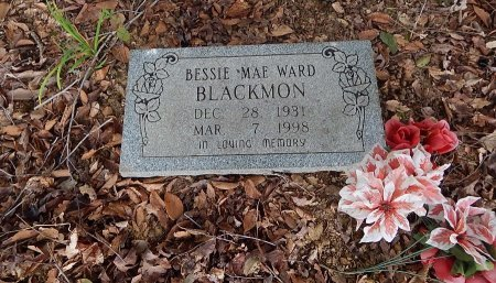 BLACKMON, BESSIE MAE - Shelby County, Tennessee | BESSIE MAE BLACKMON - Tennessee Gravestone Photos