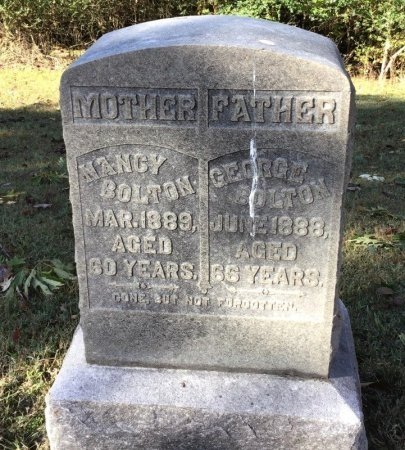 BOLTON, GEORGE - Shelby County, Tennessee | GEORGE BOLTON - Tennessee Gravestone Photos