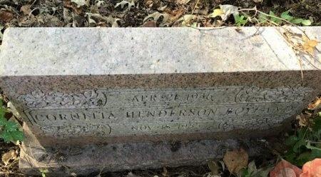 HENDERSON BOYLAND, CORNELIA - Shelby County, Tennessee | CORNELIA HENDERSON BOYLAND - Tennessee Gravestone Photos