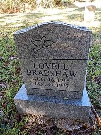 BRADSHAW, LOVELL - Shelby County, Tennessee | LOVELL BRADSHAW - Tennessee Gravestone Photos