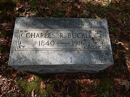 BUCKLEY, CHARLES R - Shelby County, Tennessee | CHARLES R BUCKLEY - Tennessee Gravestone Photos