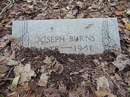 BURNS, JOSEPH - Shelby County, Tennessee   JOSEPH BURNS - Tennessee Gravestone Photos