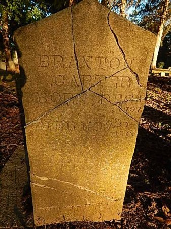 CARTER, BRAXTON - Shelby County, Tennessee | BRAXTON CARTER - Tennessee Gravestone Photos