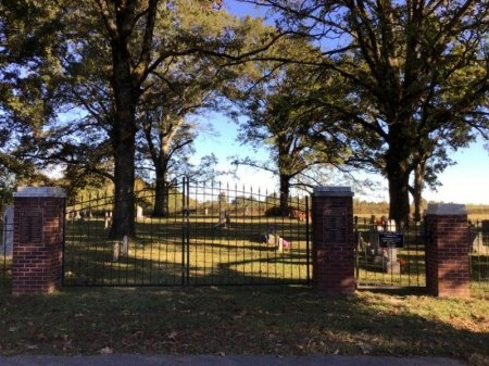 *CEMETERY ENTRANCE,  - Shelby County, Tennessee |  *CEMETERY ENTRANCE - Tennessee Gravestone Photos