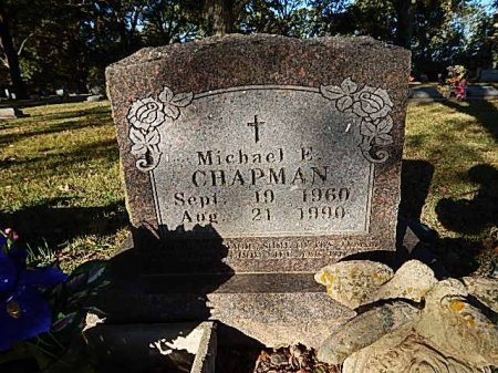 CHAPMAN, MICHAEL E - Shelby County, Tennessee | MICHAEL E CHAPMAN - Tennessee Gravestone Photos