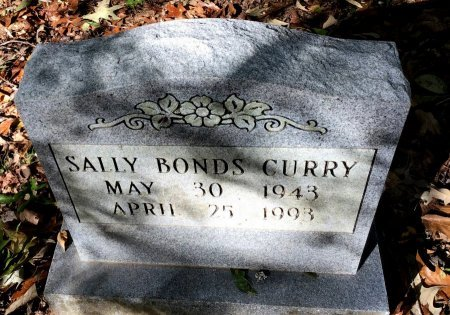 CURRY, SALLY - Shelby County, Tennessee | SALLY CURRY - Tennessee Gravestone Photos