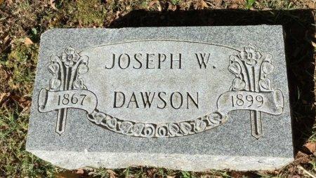 DAWSON, JOSEPH W. - Shelby County, Tennessee | JOSEPH W. DAWSON - Tennessee Gravestone Photos