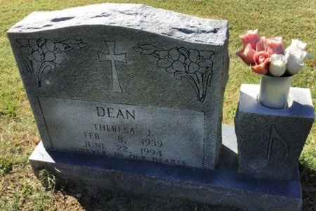 DEAN, THERESA J. - Shelby County, Tennessee | THERESA J. DEAN - Tennessee Gravestone Photos