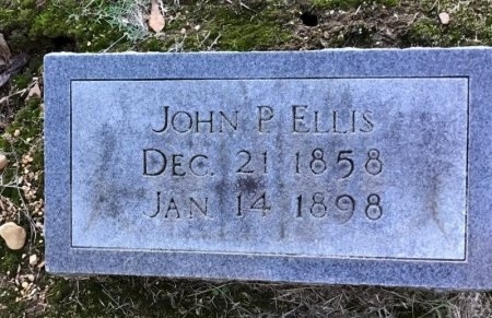 ELLIS, JOHN P. - Shelby County, Tennessee | JOHN P. ELLIS - Tennessee Gravestone Photos
