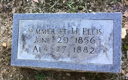 ELLIS, SUMMERSET H. - Shelby County, Tennessee | SUMMERSET H. ELLIS - Tennessee Gravestone Photos