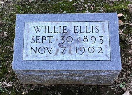 ELLIS, WILLIE - Shelby County, Tennessee | WILLIE ELLIS - Tennessee Gravestone Photos