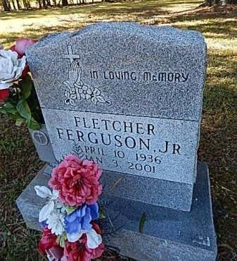 FERGUSON JR, FLETCHER - Shelby County, Tennessee | FLETCHER FERGUSON JR - Tennessee Gravestone Photos
