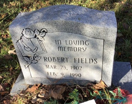 FIELDS, ROBERT - Shelby County, Tennessee | ROBERT FIELDS - Tennessee Gravestone Photos