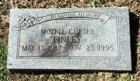 FINLEY, MOZELL - Shelby County, Tennessee | MOZELL FINLEY - Tennessee Gravestone Photos