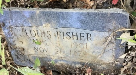 FISHER, LOUIS - Shelby County, Tennessee | LOUIS FISHER - Tennessee Gravestone Photos