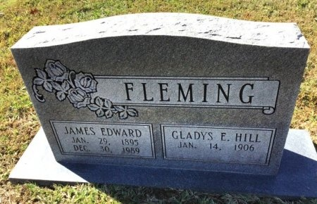 HILL FLEMING, GLADYS E. - Shelby County, Tennessee   GLADYS E. HILL FLEMING - Tennessee Gravestone Photos