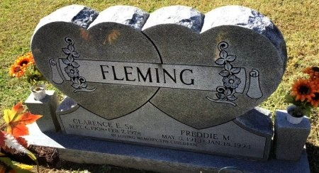 FLEMING, SR., CLARENCE E. - Shelby County, Tennessee | CLARENCE E. FLEMING, SR. - Tennessee Gravestone Photos