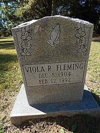 FLEMING, VIOLA R - Shelby County, Tennessee | VIOLA R FLEMING - Tennessee Gravestone Photos