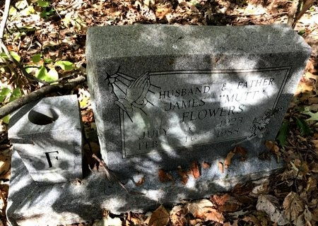 """FLOWERS, JAMES """"MUTT"""" - Shelby County, Tennessee 