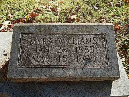 WILLIAMS FUNK, MYRA - Shelby County, Tennessee | MYRA WILLIAMS FUNK - Tennessee Gravestone Photos