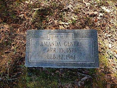 GENTRY, AMANDA - Shelby County, Tennessee | AMANDA GENTRY - Tennessee Gravestone Photos