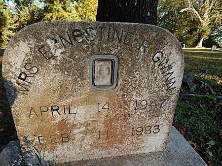 GWINN, ERNESTINE - Shelby County, Tennessee | ERNESTINE GWINN - Tennessee Gravestone Photos