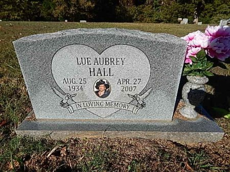 MAYES HALL, LUE AUBREY - Shelby County, Tennessee | LUE AUBREY MAYES HALL - Tennessee Gravestone Photos