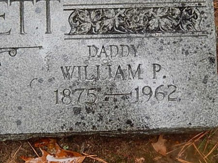 HAMLETT, WILLIAM P - Shelby County, Tennessee | WILLIAM P HAMLETT - Tennessee Gravestone Photos