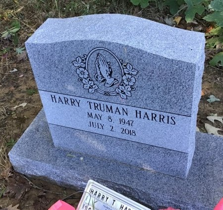 HARRIS, HARRY TRUMAN - Shelby County, Tennessee | HARRY TRUMAN HARRIS - Tennessee Gravestone Photos