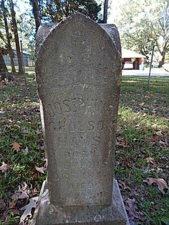 HAYS, JOSEPHINE - Shelby County, Tennessee   JOSEPHINE HAYS - Tennessee Gravestone Photos