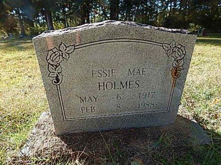 HOLMES, ESSIE MAE - Shelby County, Tennessee | ESSIE MAE HOLMES - Tennessee Gravestone Photos