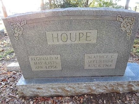 HOUPE, REGINALD M - Shelby County, Tennessee | REGINALD M HOUPE - Tennessee Gravestone Photos