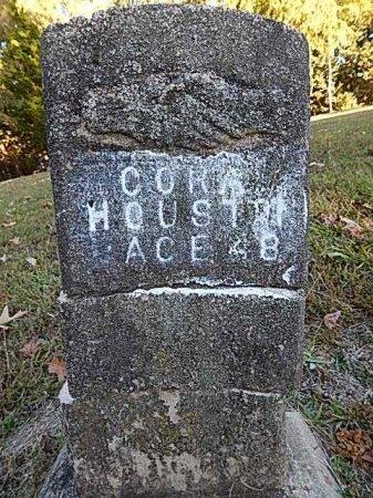 HOUSTON, CORA - Shelby County, Tennessee | CORA HOUSTON - Tennessee Gravestone Photos